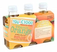 YOU C1000 橙味 140ml x 30支(玻璃樽)