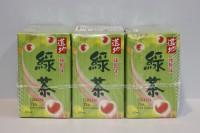 50元一箱 道地 蘋果綠茶 250ml x 24包
