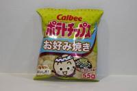 卡樂B 日燒醬汁味 薯片 55g x 1包