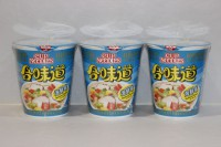 日清合味道杯麵---海鮮味 75g x 24杯