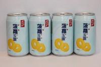 道地玉露 菠蘿味 340ml x 24罐