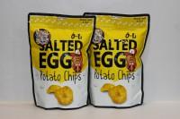 OLi 咸蛋薯片 100g X 2 包