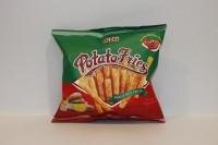 零食類 Oishi Potato Fries 蕃茄味 薯條 50 g X 1包