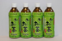 伊藤園 綠茶 500ml x 24支