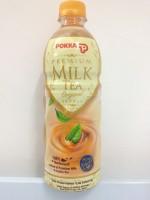 百佳 POKKA 優質奶茶 500ml x 24支