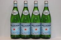 S.Pellegrino 有氣礦泉水 750ml X 12 玻璃樽